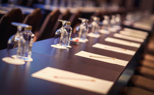 corporate meeting planning preparations